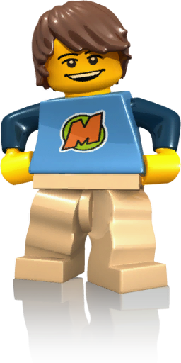 Max the lego universe wiki for Maison moderne lego