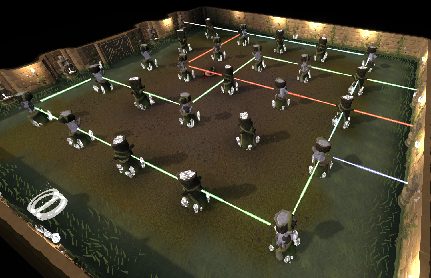 within the light the runescape wiki. Black Bedroom Furniture Sets. Home Design Ideas