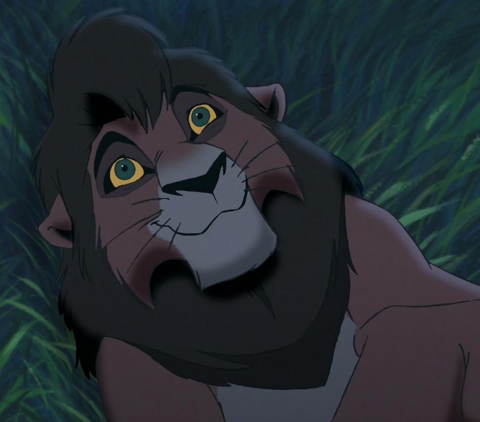 The lion king scar and kovu - photo#5
