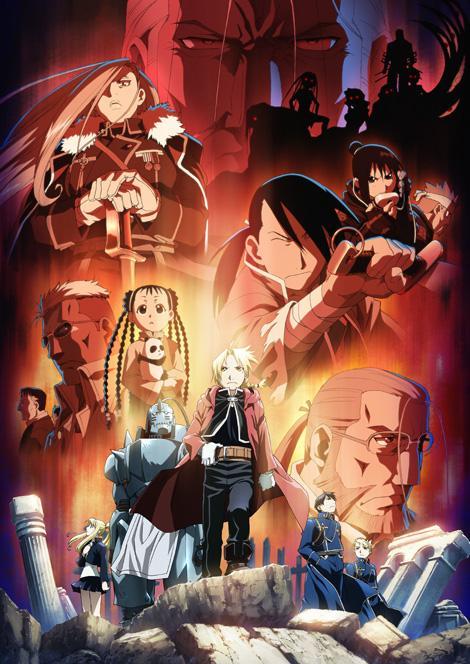30 Days of Anime - Page 6 FMA-Brotherhood_Poster_Vol02a