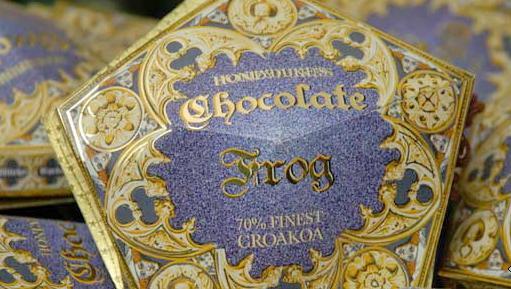 Cioccorana italian harry potter wiki for Cabine di rana holler