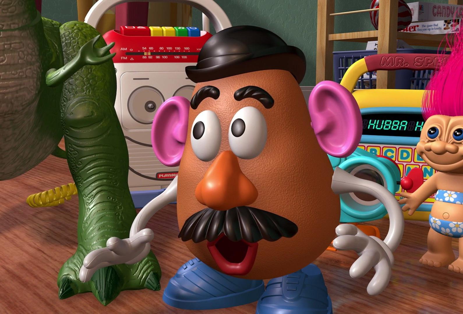 Mr Potato Head Pixar Wiki Disney Pixar Animation Studios