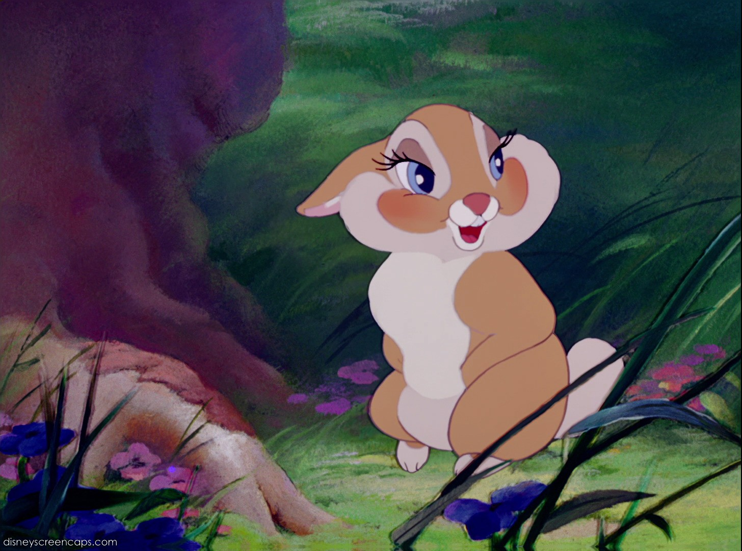 Bambi is so