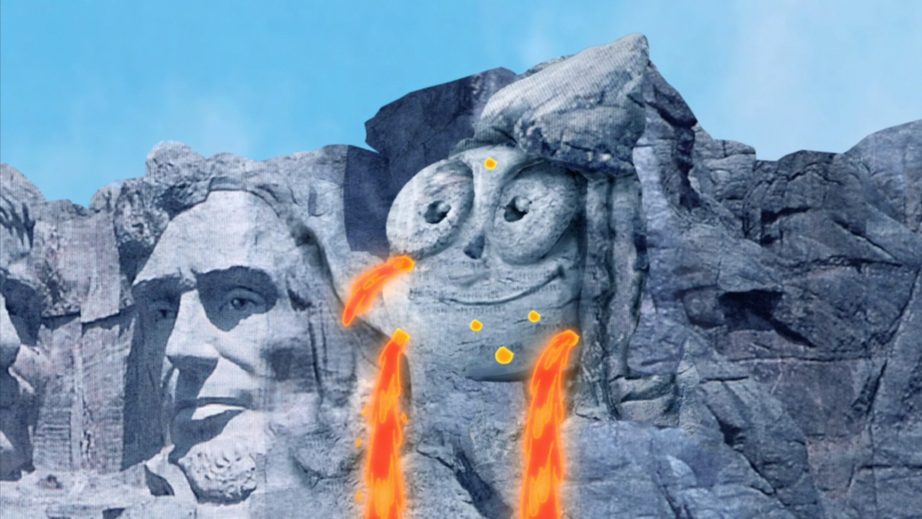 Remodelling Mount Rushmore Phineas And Ferb Wiki Your