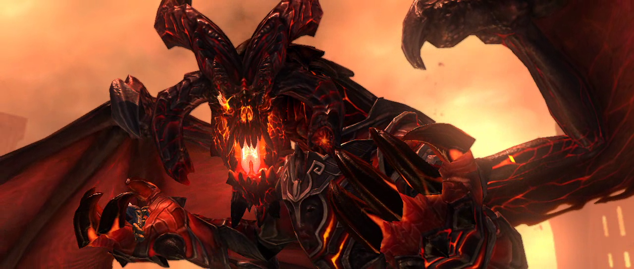 Abaddon - Darksiders Wiki - Wrath of War, Weapons, Enemies ...