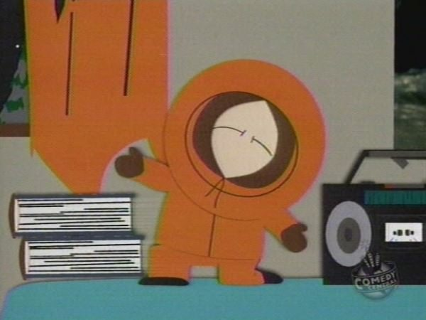 image kenny mccormick singingjpg south park archives