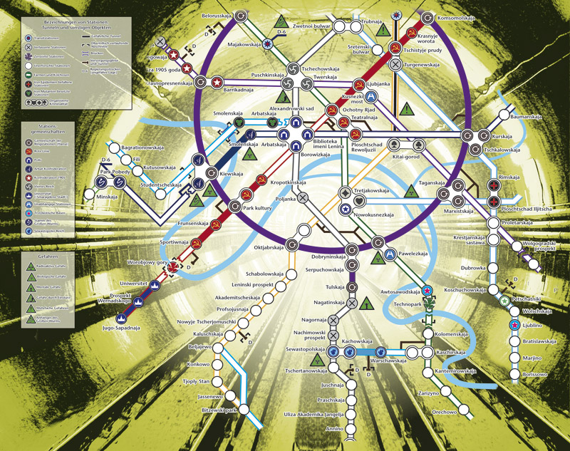Read metro 2034 online dating 6