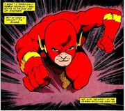 Kid Flash Wally West 006
