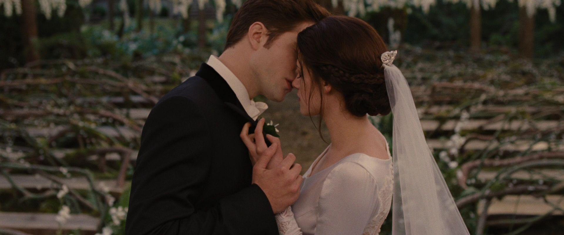 Bella and Edward ...