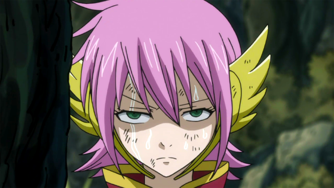Meredy glares at Ultear