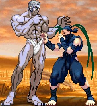 Urien Street Fighter Talk:Urien - The Stree...