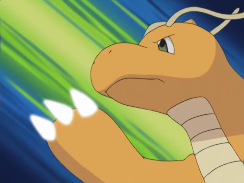Lance's Dragonite - The Pokémon Wiki Gyarados Hyper Beam