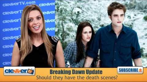 Major Death Scenes In Breaking Dawn? — Spoiler Alert!!