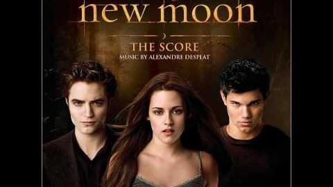 New Moon (Score) - Edward Leaves