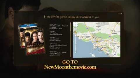 New Moon DVD TV Spot