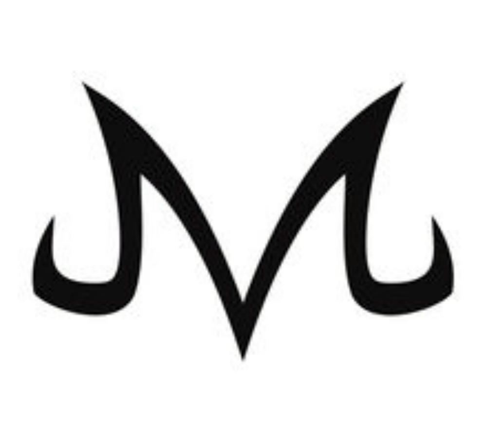 Simbolo M Dragon Ball Control Mental De Babidi Dragon Ball