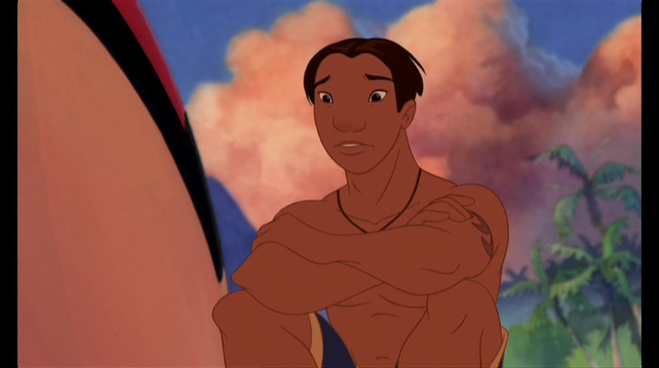 David Kawena - DisneyWiki