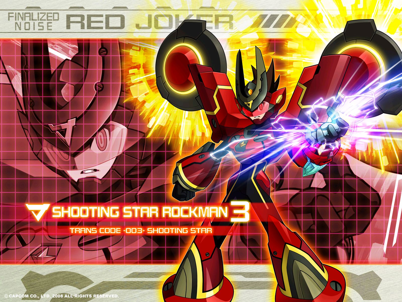 Megaman Starforce 3 Red Joker Cheats
