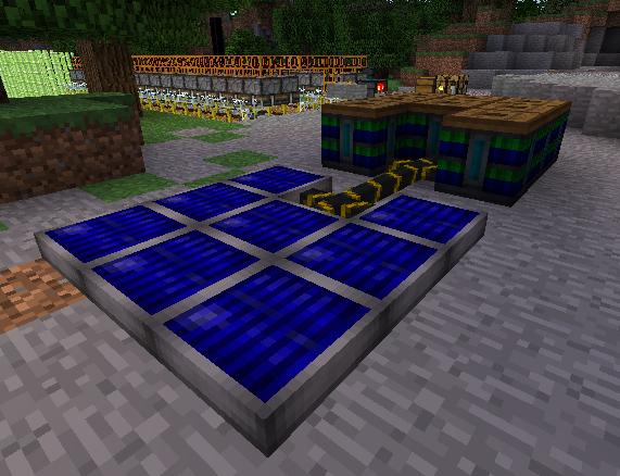 Solar Panel Redpower Technic Pack Wiki
