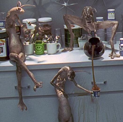 Men In Black Aliens Drinking Coffee User blog:XD1/Guide to...