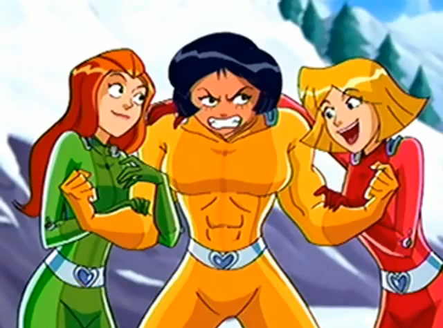 Clover images totally spies wiki - Totally spies alex ...