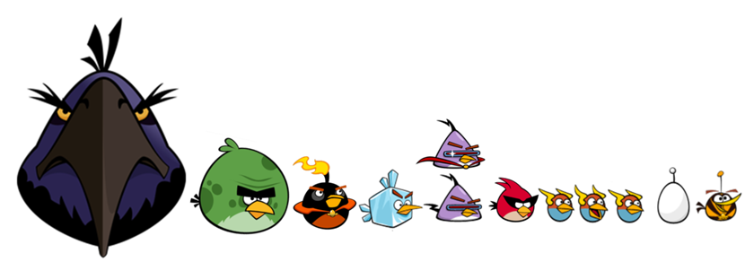 Birds angry birds wiki - Angry birds space gratuit ...