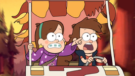 S1e1 mabel pointing