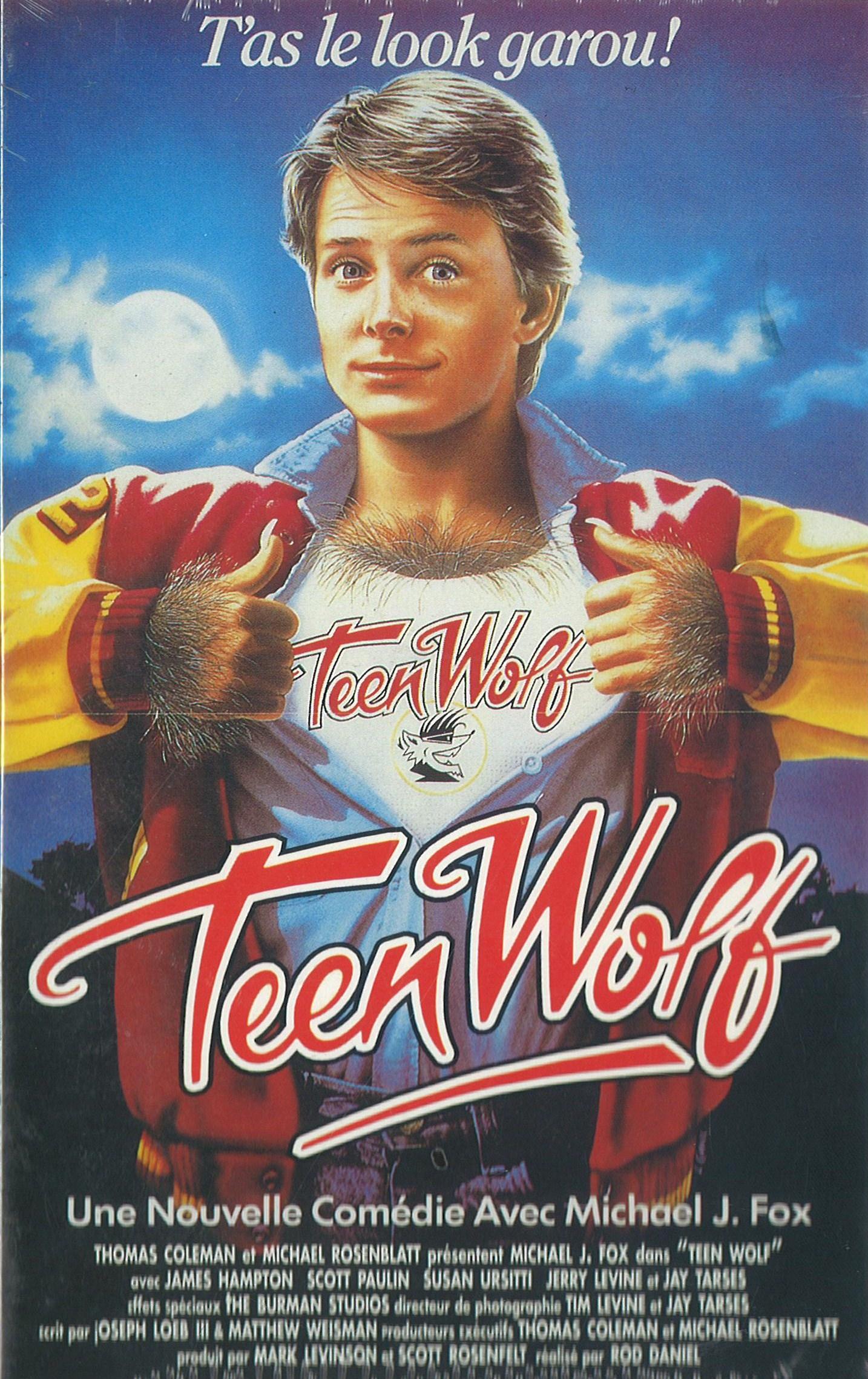 Teenwolf Film