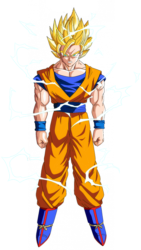 Descripción de las Transformaciones de nuestro heroe:!Goku!