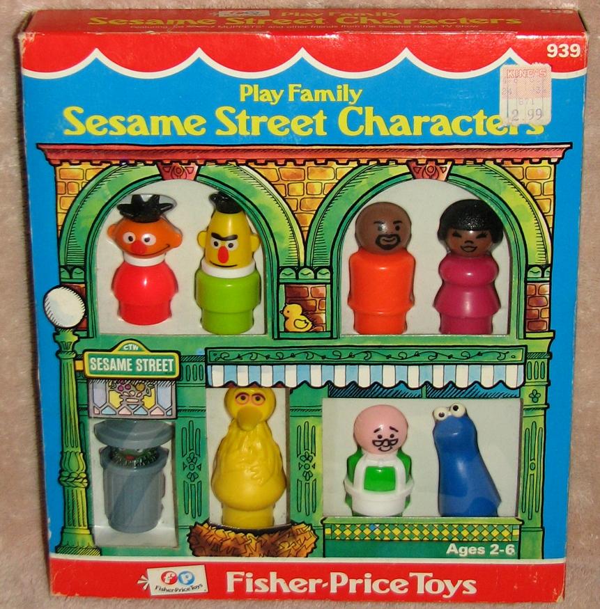 fisher price little people muppet wiki. Black Bedroom Furniture Sets. Home Design Ideas