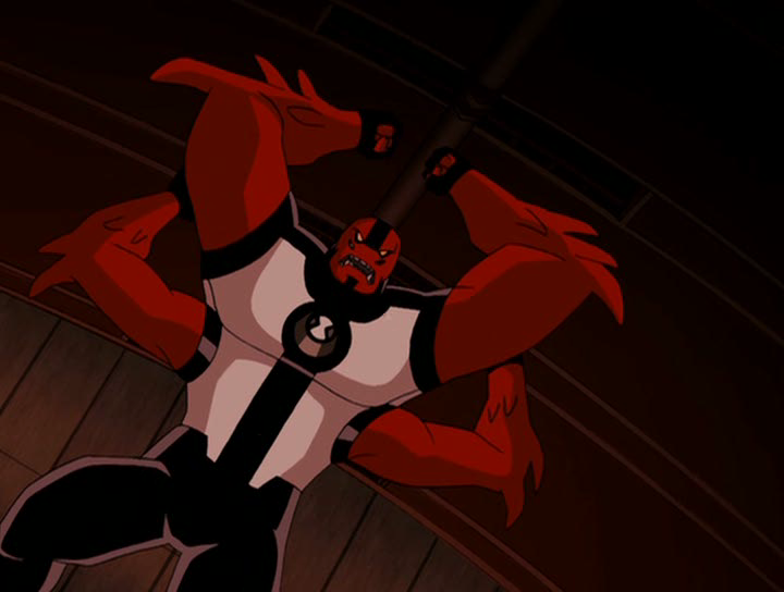 Ben 10 Ultimate Four Arms: Future Four Arms 004.png