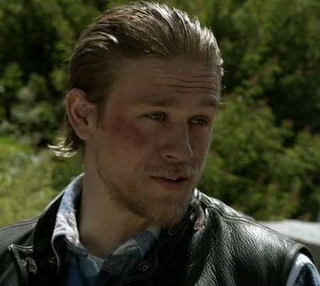 how to get jax teller hair