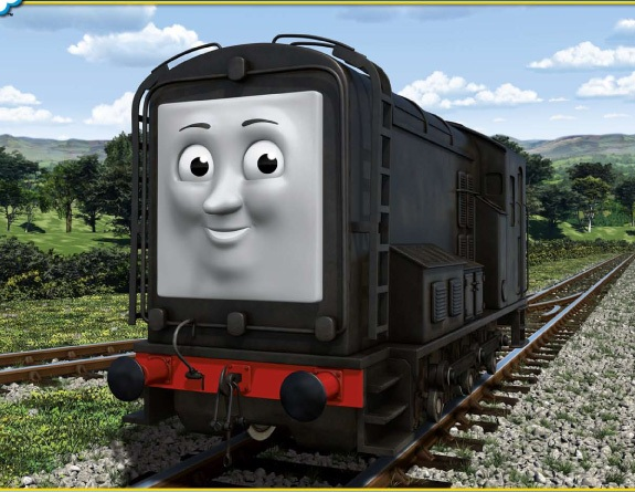 diesel from thomas and friends - photo #11
