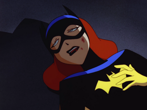 Batgirl Dcau Wiki Your Fan Made Guide To The Dc