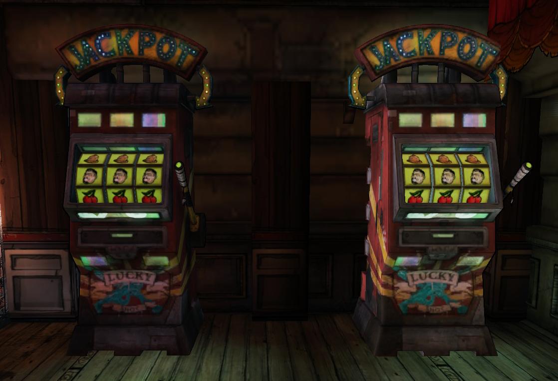 Borderland 2 weapon slots
