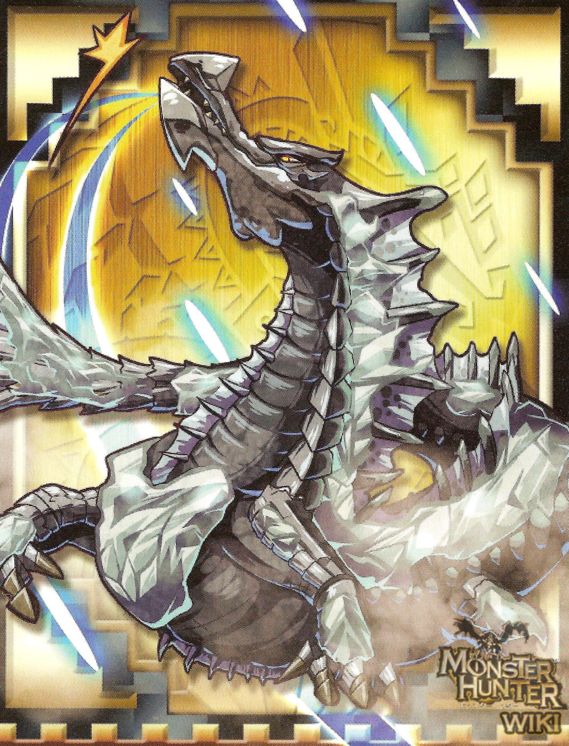 Glacial Agnaktor - The Monster Hunter Wiki - Monster ...
