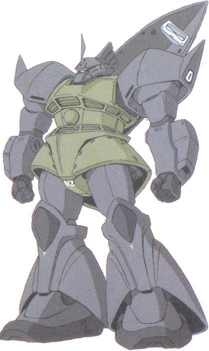 MS-14S Gelgoog Commander Type - Gundam Wiki
