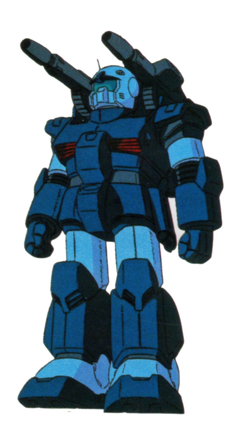 Rx 77 3 Guncannon Heavy Arms Type Gundam Wiki