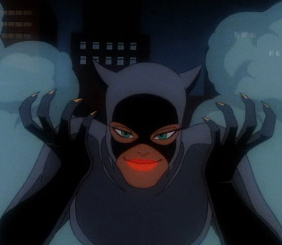 Catwoman - Batman:The Animated Series Wiki
