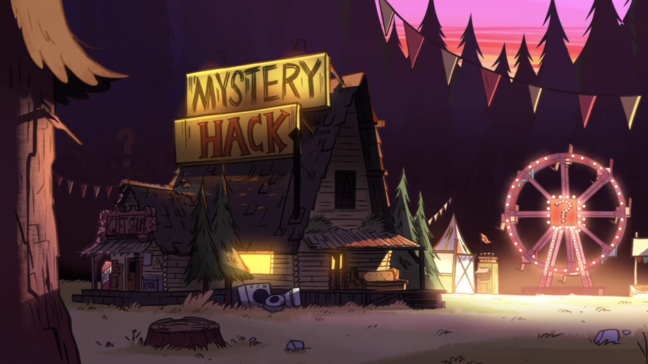 Wendy At The Mystery Shack - Hot Girls Wallpaper
