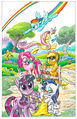 IDW Publishing совместно с Hasbro собираются выпустить серию комиксов по весьма популярному мультсериалу My Little...