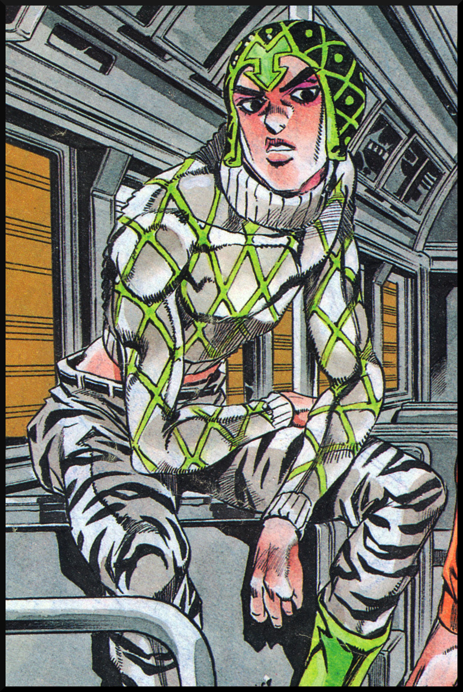 Guido Mista Jojo S Bizarre Encyclopedia