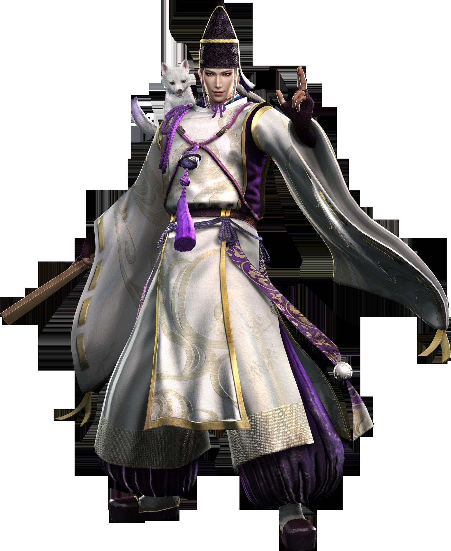 Warriors All Stars Characters: Dynasty Warriors, Samurai