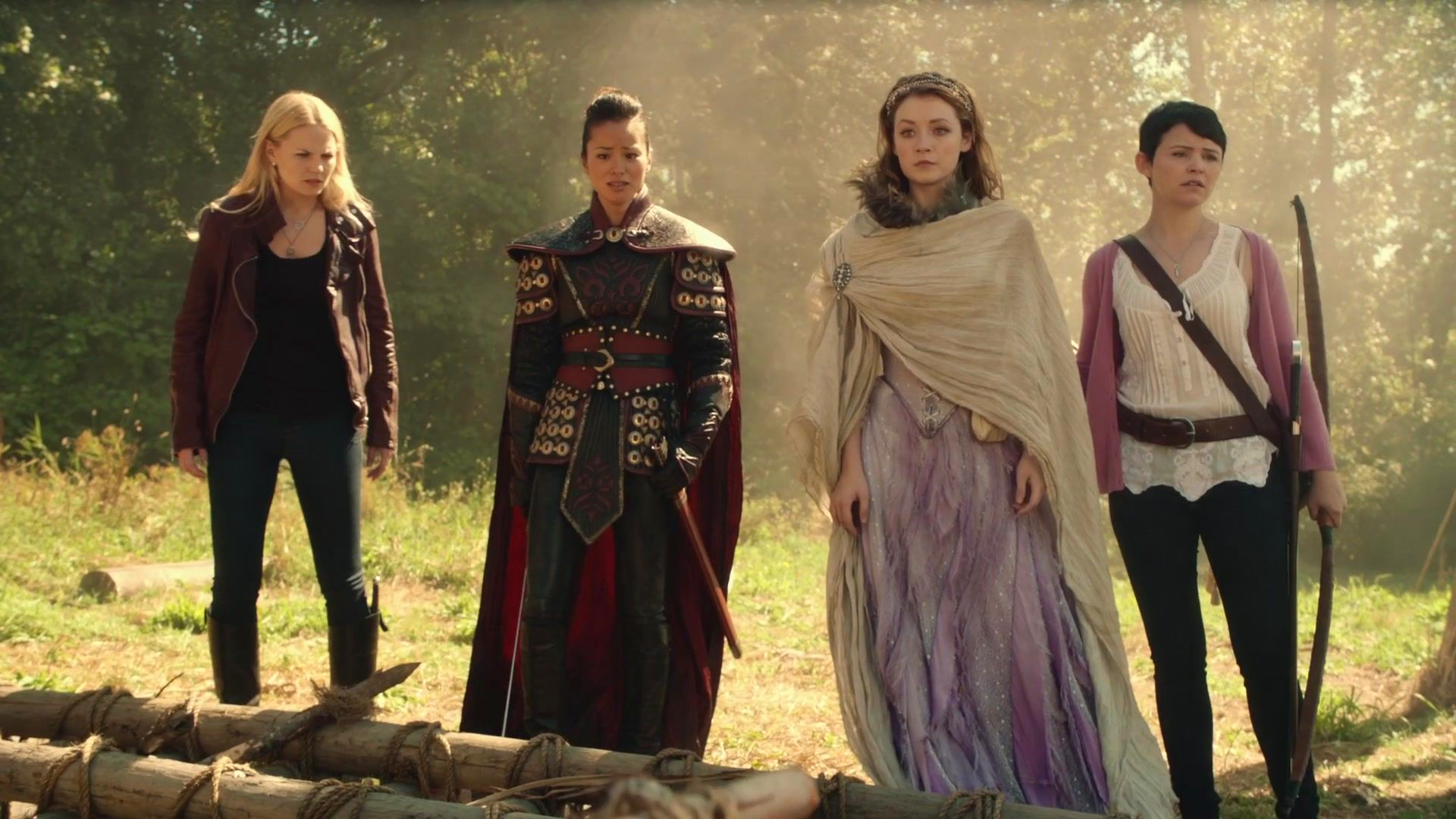 Aurora and her companions come across a gruesome discovery      quot  The    Once Upon A Time Aurora And Mulan
