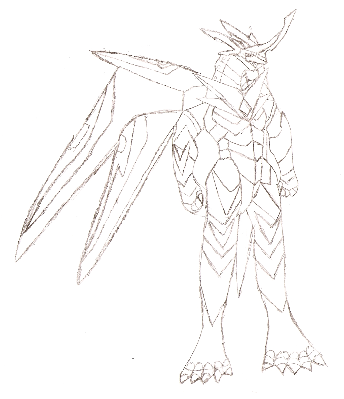 bakugan titanium dragonoid coloring pages - photo#24