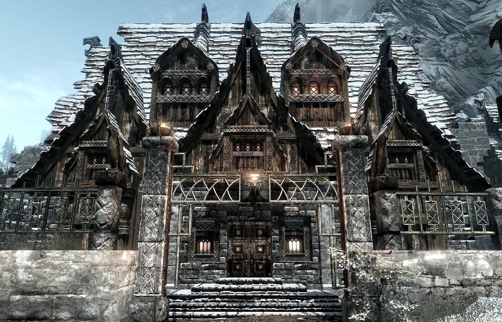 House Of Clan Shatter Shield The Elder Scrolls Wiki