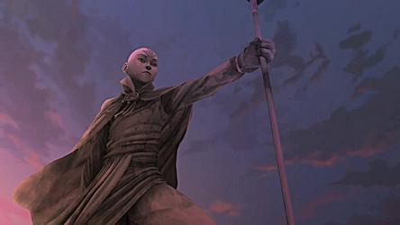 aangs statue