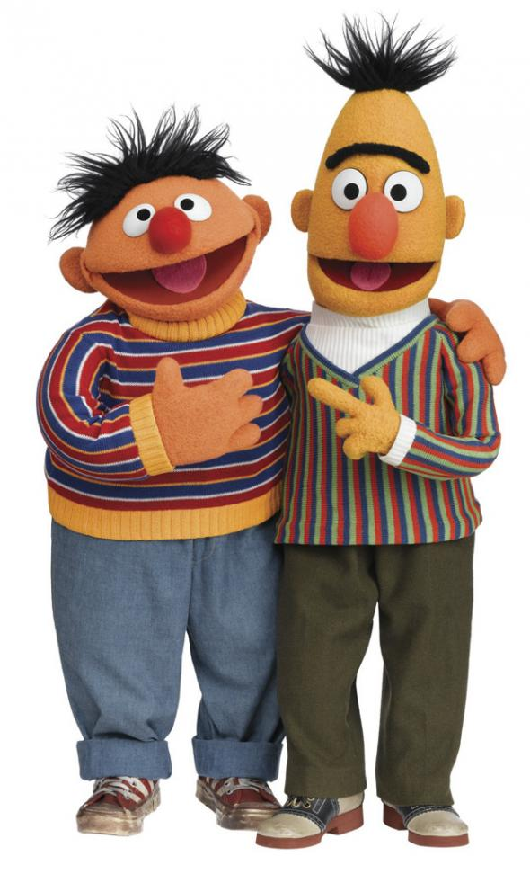 Image Result For Ernie And Bert