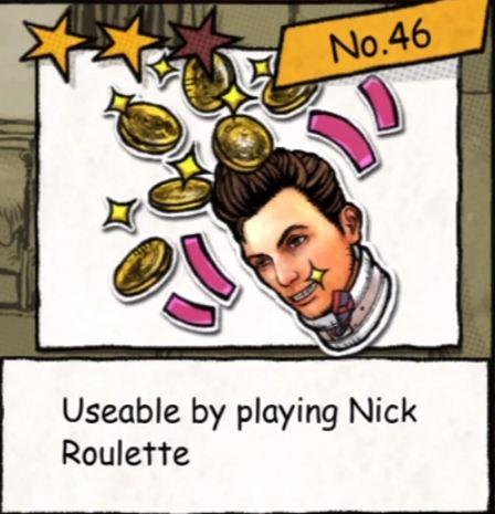 Nick roulette lollipop chainsaw