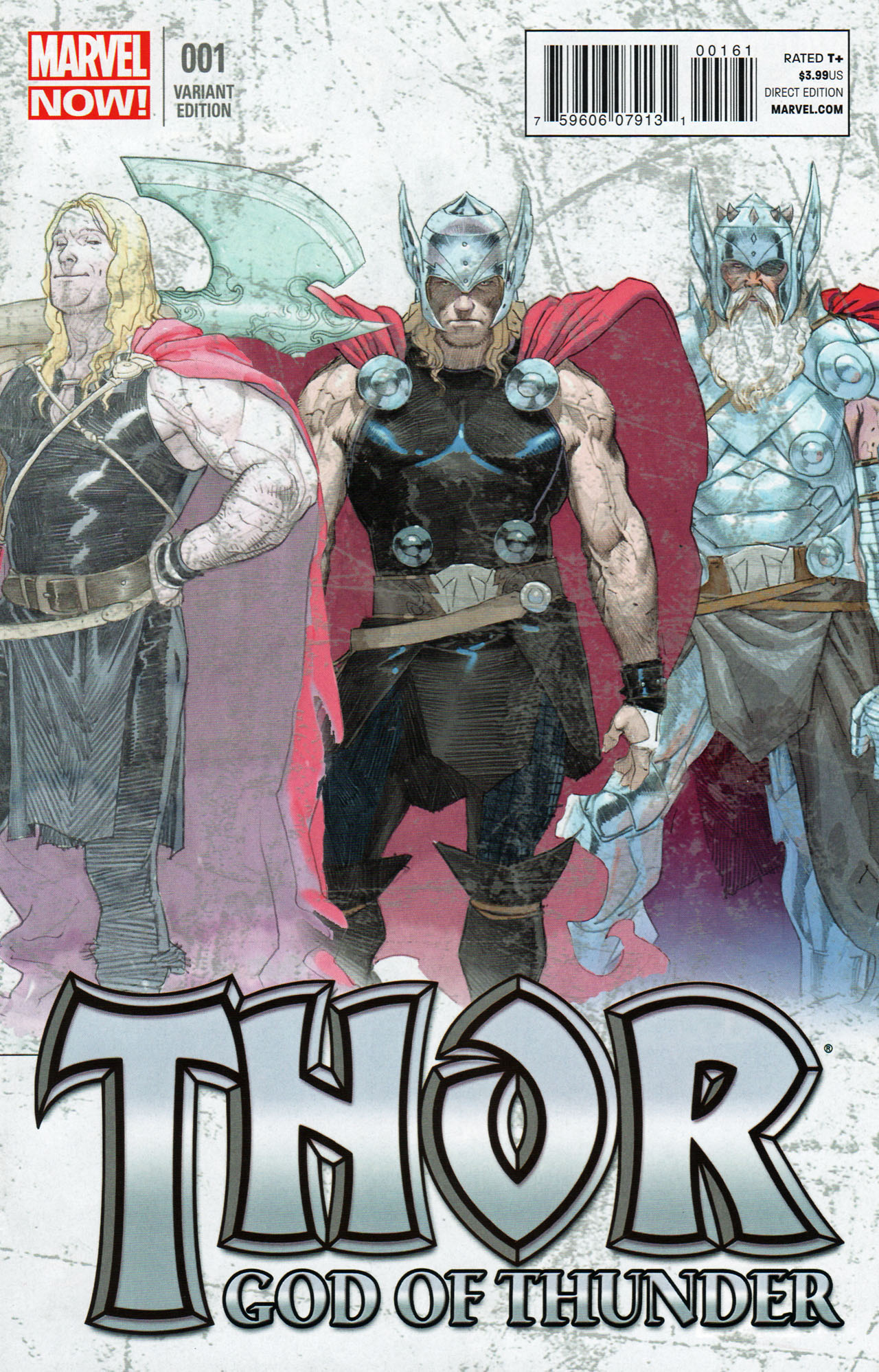 God Of Thunder Thor